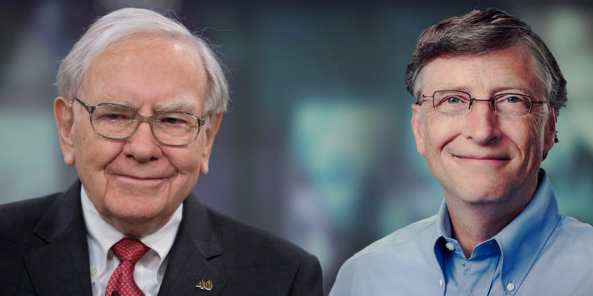 Guru Gyan : Bill Gates – Warren Buffet