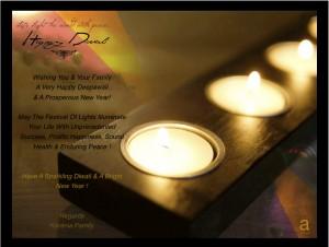 Happy Diwali & Happy New Year !