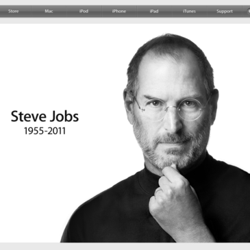 Steve Jobs Dies - His Legacy Lives On !