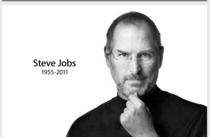 Steve Jobs Dies – His Legacy Lives On !