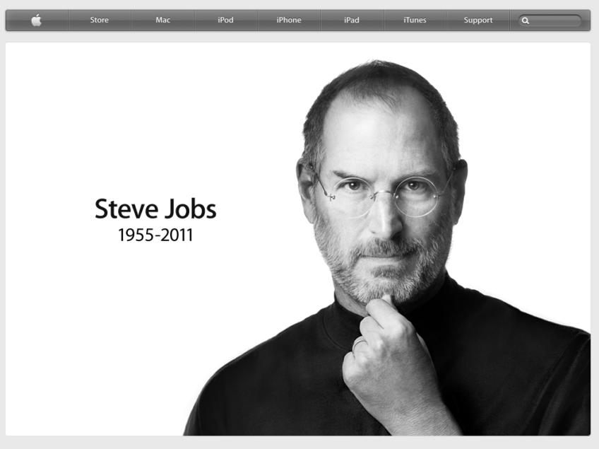 Steve Jobs Dies - His Legacy Lives On !