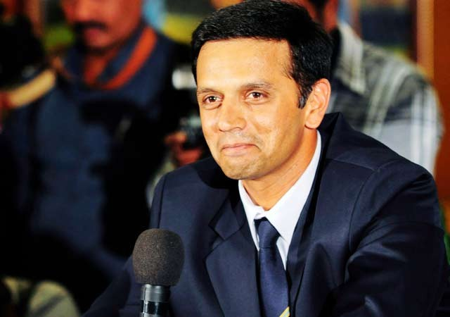 Leadership Lessons by Rahul Dravid !