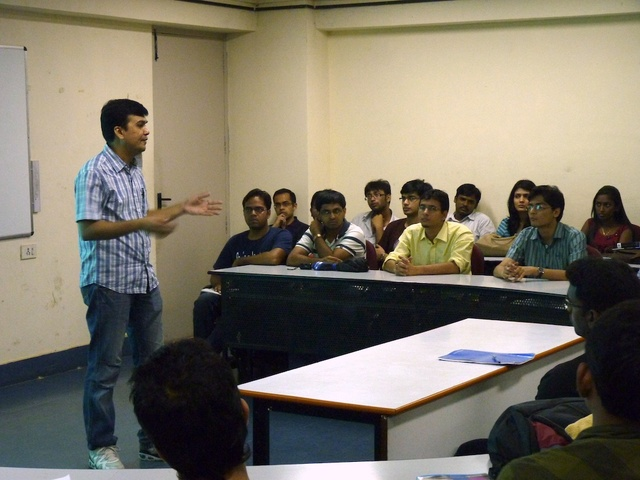 MIT AITI India Summer 2012 Program