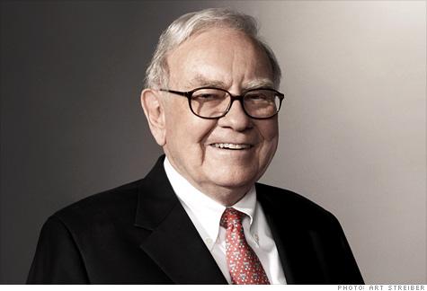 Warren Buffet's The Philanthropic Pledge