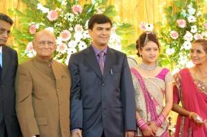 Rati Kaka @ AshKom Wedding