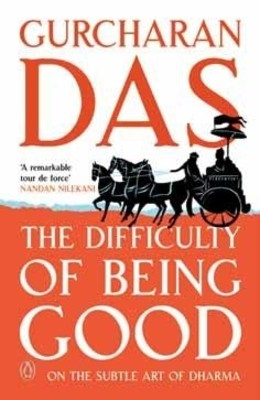 Book Review - The Difficulty Of Being Good