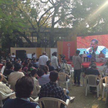 Gujarati Literature Festival - A Wonderful Debut !
