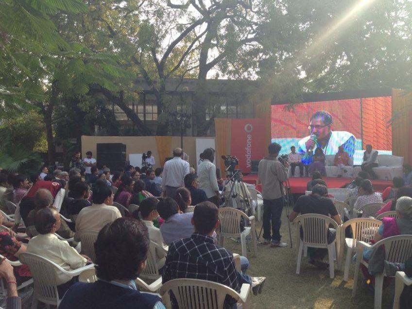 Gujarati Literature Festival – A Wonderful Debut !