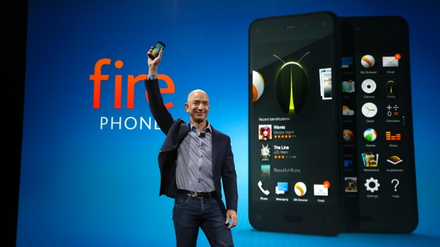Amazon Fire - The Smartphone With A Purpose !