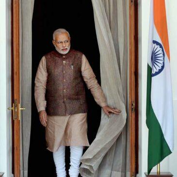 Modi Redefining, Opponents Anachronistic