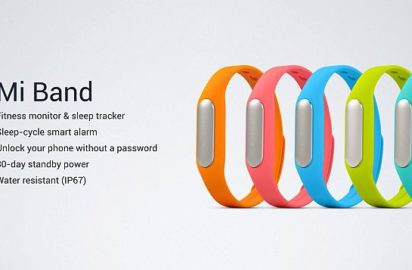 Xiaomi Shakes Wearable Device Space With USD 13 Mi Band !