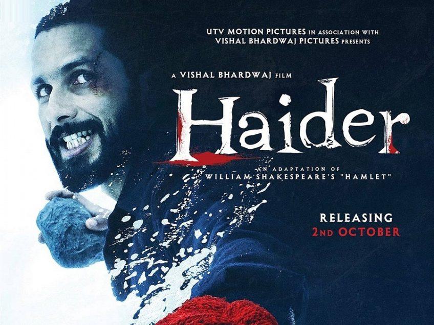 Haider – Making Shakespeare Proud !