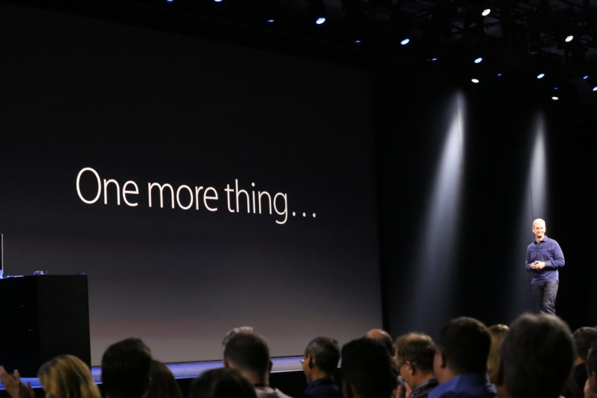The 90 Second Summary Of Apple WWDC 2015