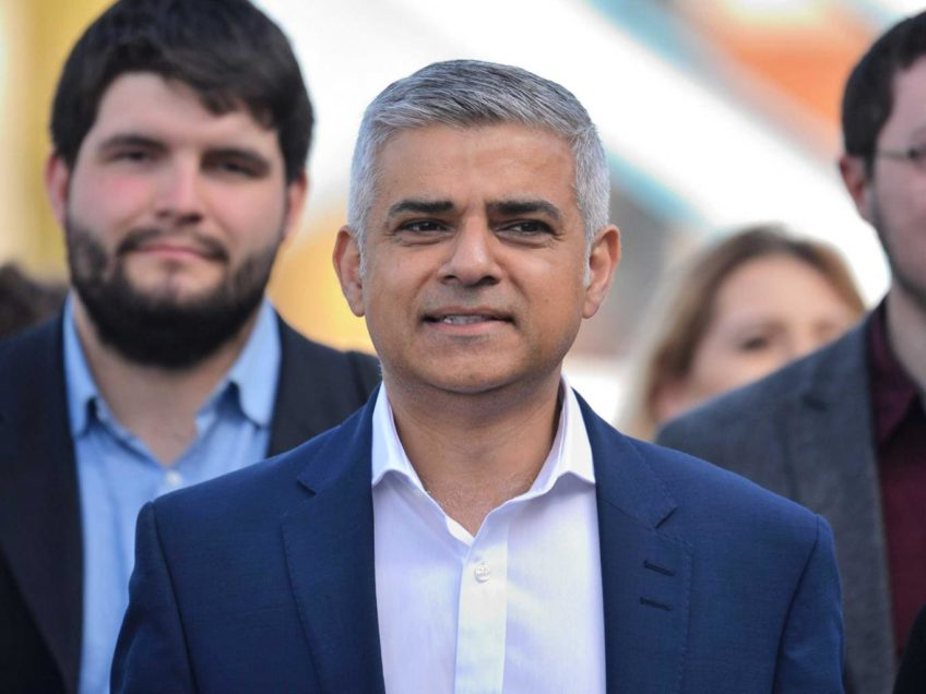 London's First Muslim Mayor – A Landmark Event!