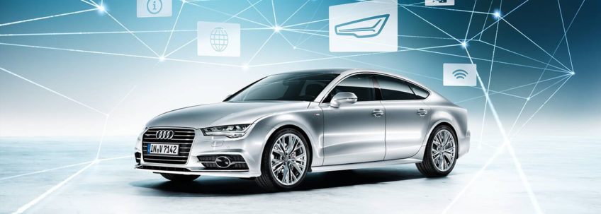 Connected Cars – Drive The Future. Today