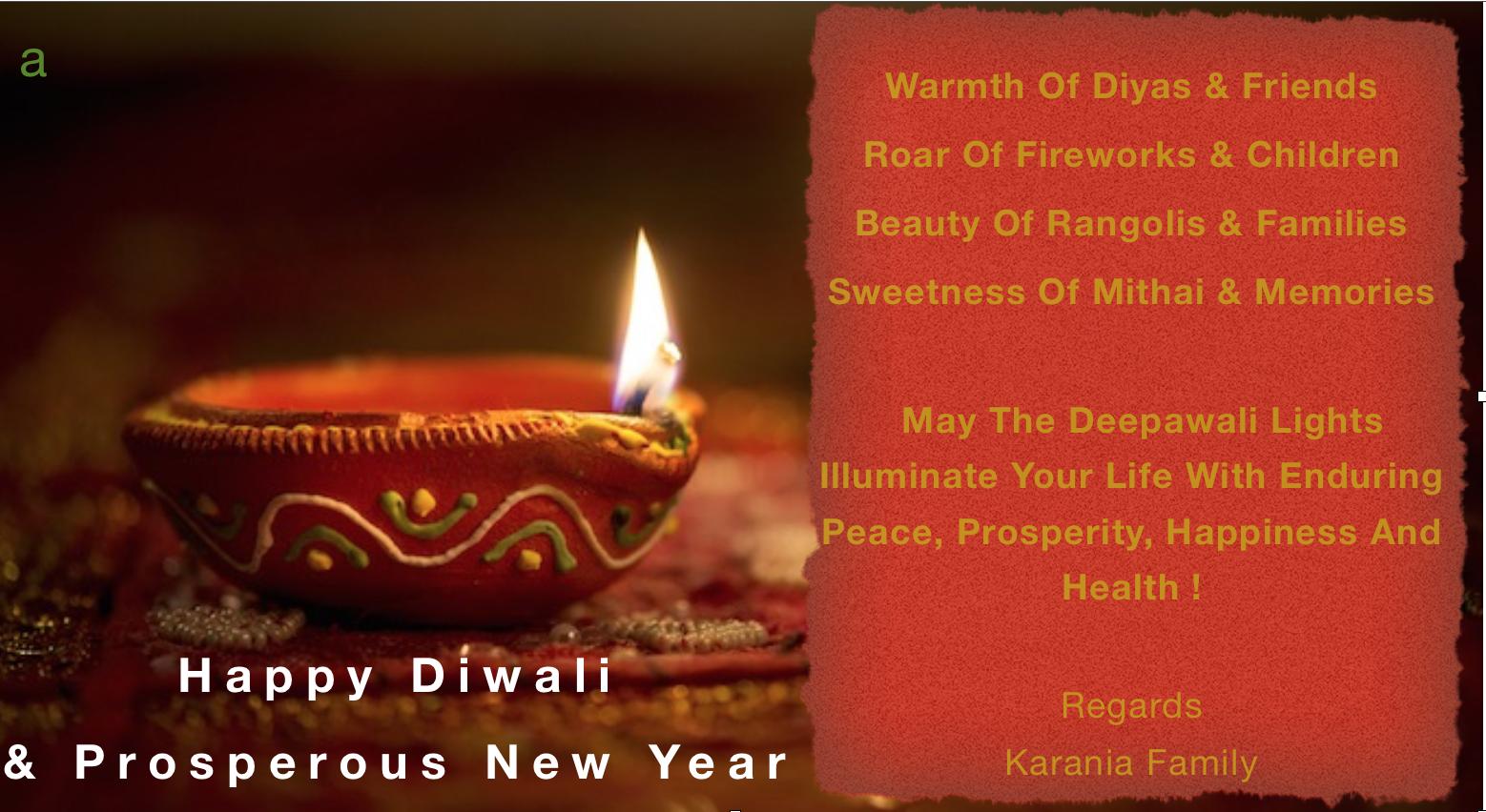 Happy New Year And Happy Diwali 51