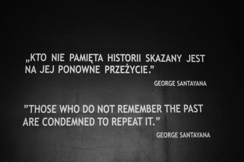 Auschwitz – A Mirror Of Our Failure