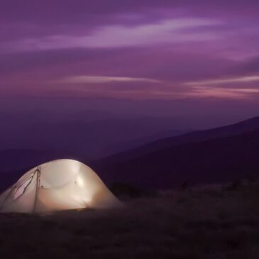 Mountains Camping