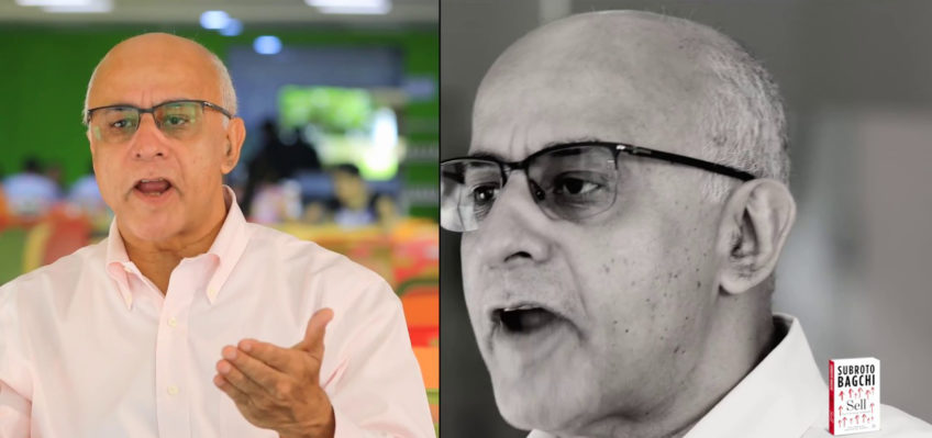 Subroto Bagchi's Sell: Rich Insights For Technology Sales