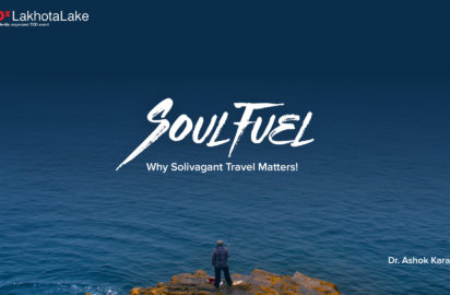 TEDx Talk: Soul Fuel – Why Solivagant Travel Matters!
