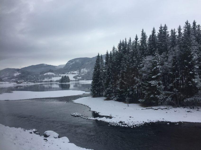 Europe's Spectacular Immersive Train Experience – Bergensbanen