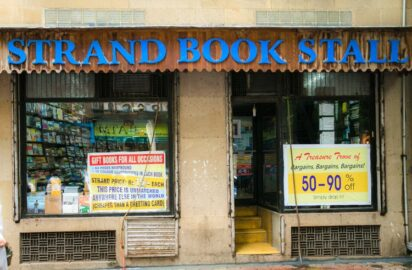 The End: Bombay's Iconic Strand Book Stall Closes Down